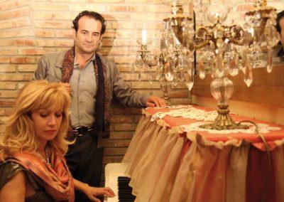 """Serie """"El té con Amanda"""" Iranzu Antona Chasco (2009)"""