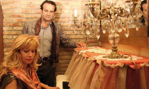 """Serie """"El té con Amanda""""<br> Iranzu Antona Chasco (2009)"""