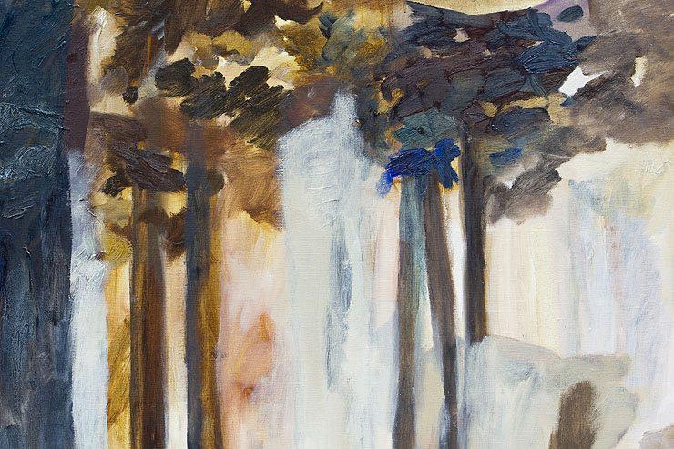 """""""Ver en los árboles"""" – Carolina Andrada"""