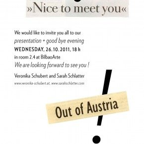 OUT OF AUSTRIA! 6 p.m.