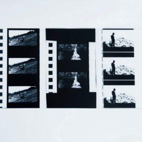 DE CINE: proyecciones y fotogramas COLABORACIÓN CON ARTEKO GALERÍA