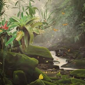 'Amazonas, con los brazos abiertos' Exposición Omar Rodríguez Da Silva