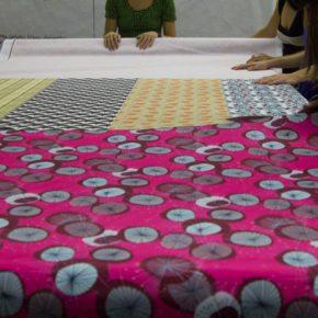 Exposición del del taller Pintura y Textiles