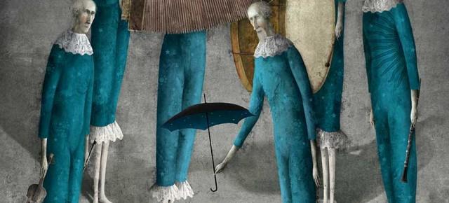 Taller de ilustración con GABRIEL PACHECO