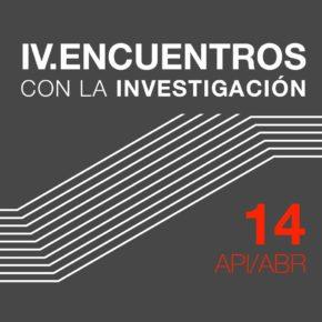 IV. Encuentros con la investigación. JAVIER RODRÍGUEZ PÉREZ-CURIEL y ENRIQUE HURTADO