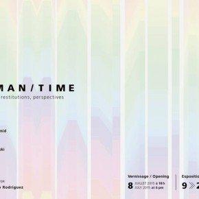 ZAMAN / TIME. Exposición colectiva en París.