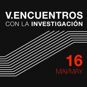 V. ENCUENTROS: Carmen Urquía Almazán y Jorge Llanos Gil