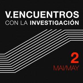 V. ENCUENTROS: Claudia Rebeca Lorenzo Sainz e Irati Eguren Arruti