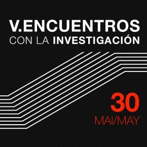 V. ENCUENTROS: Mercedes Álvarez Ceballos y Rubén Pino Uribe-Echevarría