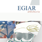 Publicación EGIAR Aldizkaria