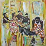 Presentación de Amadou Tounkara