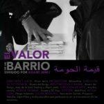 """Proyección: """"El valor de un barrio"""" de Khairi Jemli."""