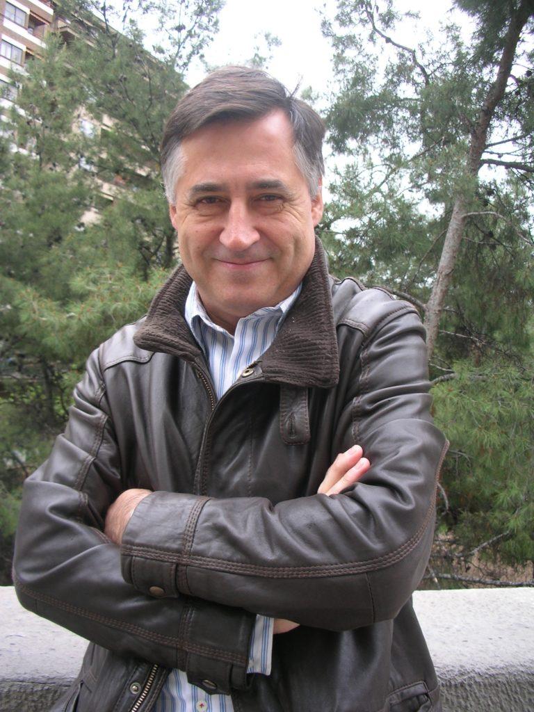 Retrato por Diego Sánchez.