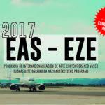 Presentación de la convocatoria EAS-EZE 2017 (Bitamine Faktoria)