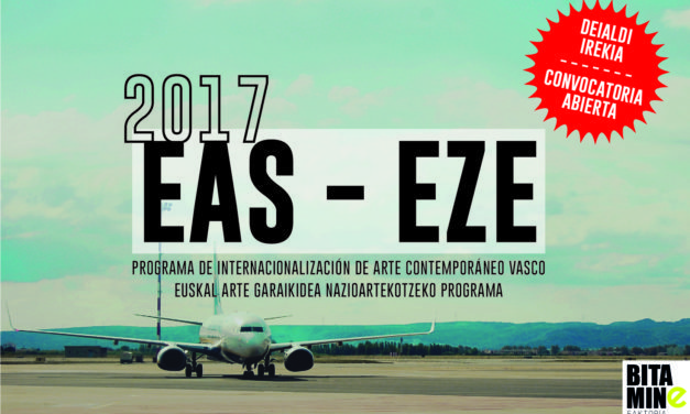 Presentation of the call for EAS-EZE 2017 (Bitamine Faktoria)