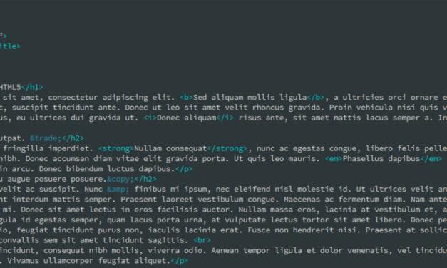 «DESARROLLO WEB PARA ARTISTAS». <br>Curso de HTML5 y CSS3.