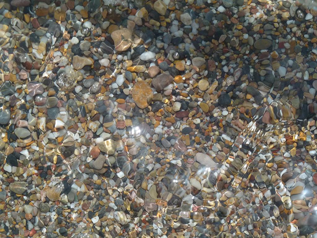 orilla playa