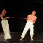«Performance Art». <br>Conferencia y performance de <br>Hector Canonge y Verónica Peña.