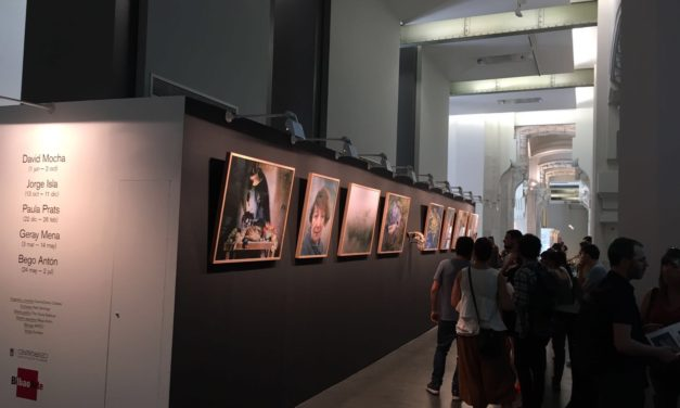 La artista becada en BilbaoArte Bego Antón <br>consigue el Premio Revelación PhotoEspaña