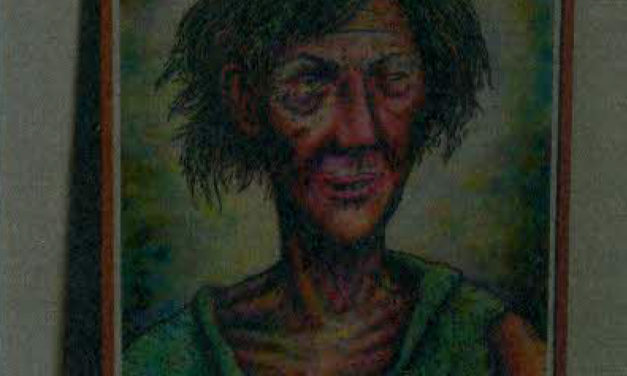 Retrato de Doris (2) Ignacio García Sanchez (2017)
