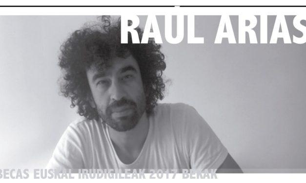 Bekak-mintegia  Raul  Arias-ekin:  <br>Ilustrazioa  komunikabideetan.  <br>Euskal  Irudigileak-ekin  lankidetzan.