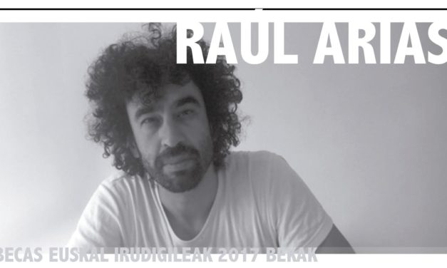 Becas-seminario con Raúl Arias: <br>Ilustracion en medios de comunicación. <br>En colaboración con Euskal Irudigileak