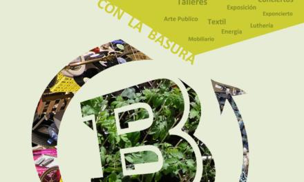 Festival Borobilbi: Basura y Economía circular <br>en BilbaoArte