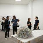 Presentación de Nadine Hirschauen y Andrea Salzmann. <br>Intercambio Kunsthaus Bregenz