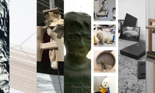 Calendario exposiciones 2018