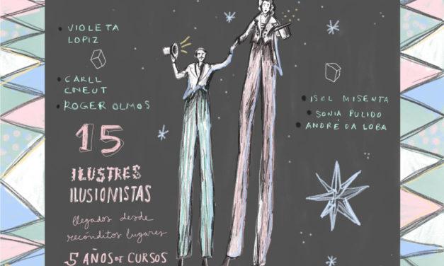 Exposición colectiva <br>5º aniversario de los Cursos Bonitos