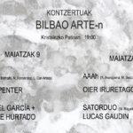 Conciertos Experimentales de Arte Sonoro