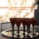 Performance: «Cocktail: agitar y servir templado». <br>Colaboración con BLV-Art