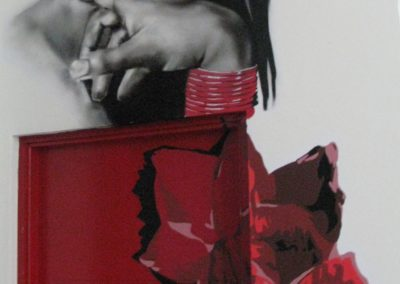 Sin Título  Eva Mena (2008)