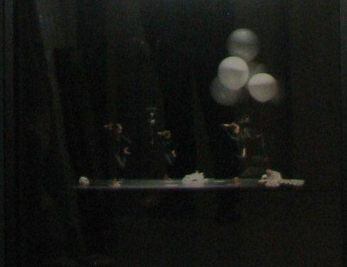 ABCDA, ballet triádico. <br> Mabi Revuelta (2009)