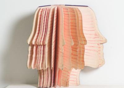 Uroboru cabezas  Concha Argüeso (2000)