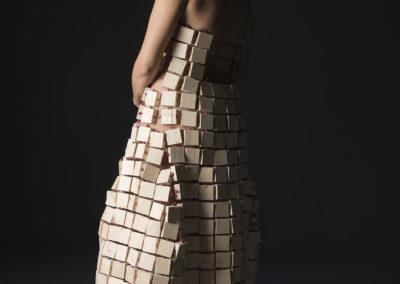 Arquitectura corporal IV  Tamara Jacquin (2015)