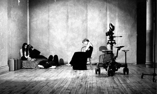 Zinetika Festival Masterclass: <br>«Trazas audiovisuales entre la danza y la performance» <br>con Gabriel Villota