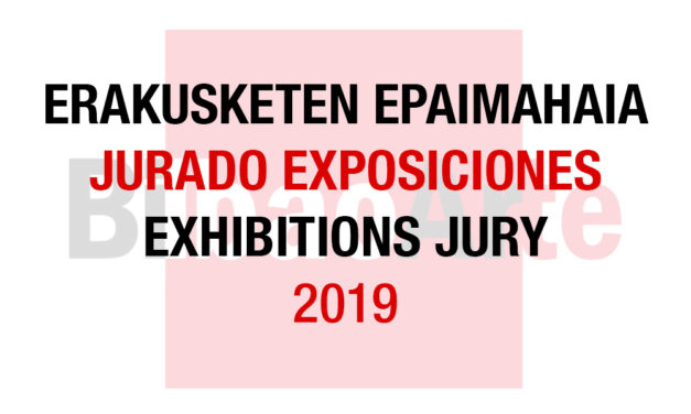 2019 Solo Exhibitions Jury