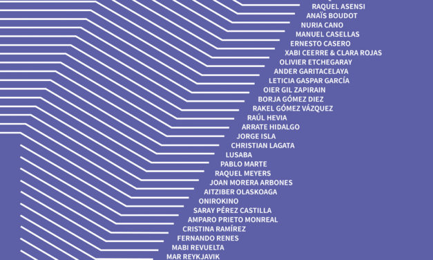 Encounters with the artists of BilbaoArte 2018 <br>of the 'Open Doors 2018' group exhibition