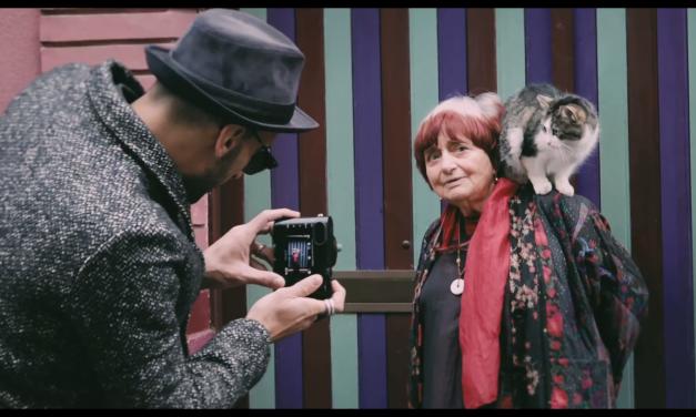 Proiekzioa:  «Caras  y  lugares»,  Agnès  Varda  &  JR