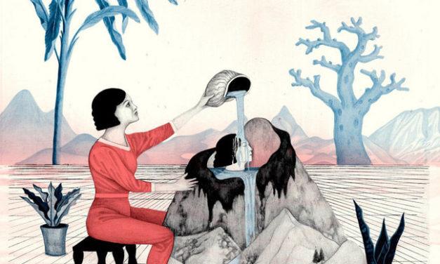Illustration Talk-Encounter: Atelier Icinori
