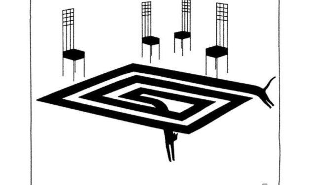 Illustration talk-encounter: Pablo Amargo