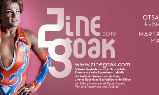 Zinegoak  Jaialdia  2019  –  Proiekzioak  BilbaoArten