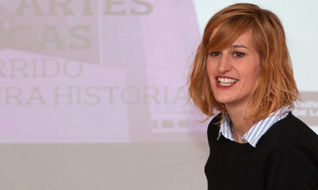 Talk / Encounter: «Desplazar el centro. Operaciones artísticas desde una perspectiva feminista» with Blanca Ortiga