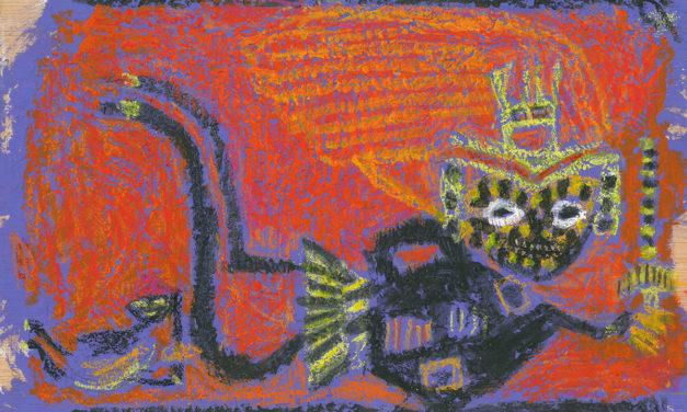 Encuentros con la pintura de Marta Cárdenas
