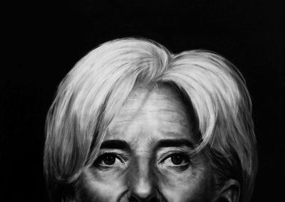 Christine Lagarde Kepa Garraza (2014)