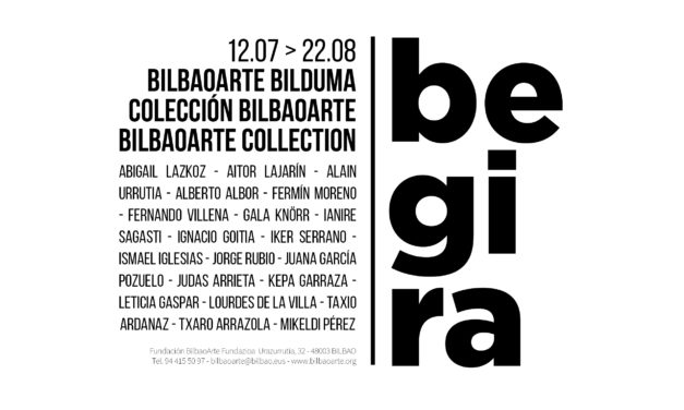 «Begira»  Talde  erakusketa  BilbaoArteko  bildumaren  margolanekin
