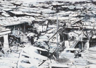 Favela Negra nº5 Txaro Arrazola (2007)