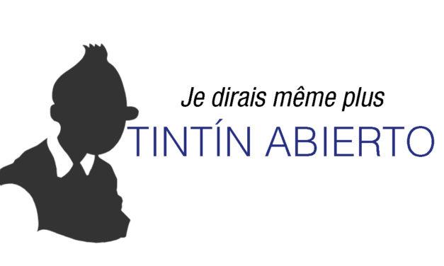 Seminar: «Tintín abierto». Talks and workshops around Tintín's universe