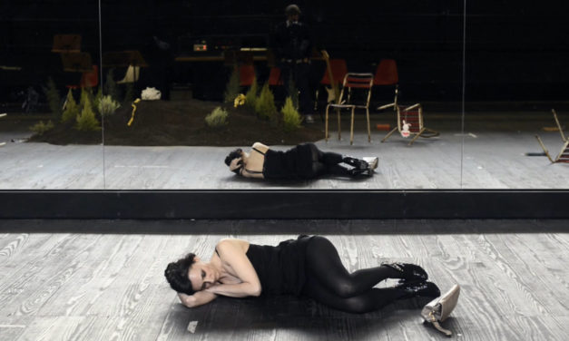 Screening: «Angélica [una tragedia]» by Manuel Fernández-Valdés. Collaboration with BAD Festival Bilbao